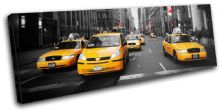 New York NYC Taxi Cab City - 13-1257(00B)-SG31-LO